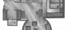 Suite Turm Plan
