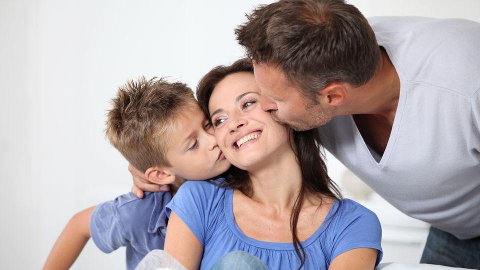 Für die beste Mama! Alles liebe zum Muttertag!