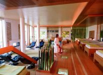 Raum der Ruhe im SPA & Relax Hotel Erika