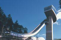 Innsbruck Berg Isel Sprungschanze