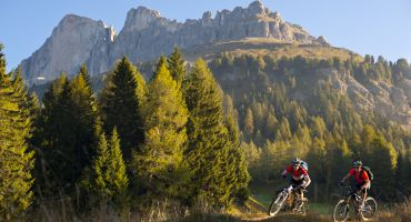 Cycling and Wellness at the Foot of the Dolomites