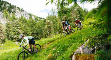 Vacanze Mountainbike 4 giorni