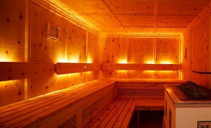 sauna finlandese 90°