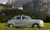 """Oldtimer BMW """"Barockengel"""" - Gönnen Sie sich einen Ausflug in die 1960er Jahre."""