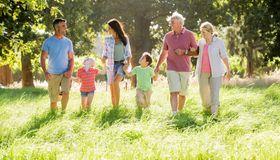 Vacanze con 3 generazioni |