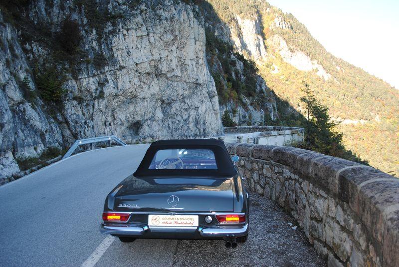 Südtiroler Oldtimerurlaub | 7 ÜN inkl. Oldtimer-Anmietung