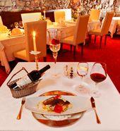 Valentinstag: Romantisches Menü