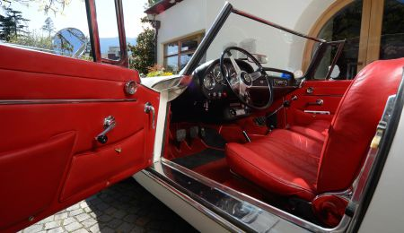Oldtimer - Anmietung | 1 Tag