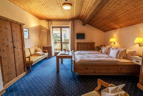 Plantitscherhof - Standard-Doppelzimmer zur Einzelbenutzung ab 20 m²