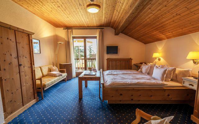 camera doppia standard ad uso singoloa partire da 20 m²
