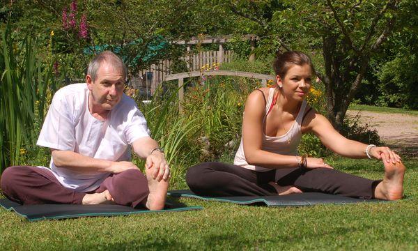Veggie Days mit Yoga