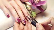 Manicure with Polish