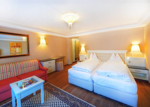 Cervosa - Double Comfort Room