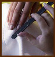 Manucure (avec vernis)