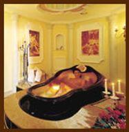 Schönheitsbad + Packung Maria Galland