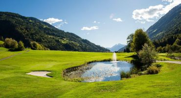 Annusare l'aria da golf
