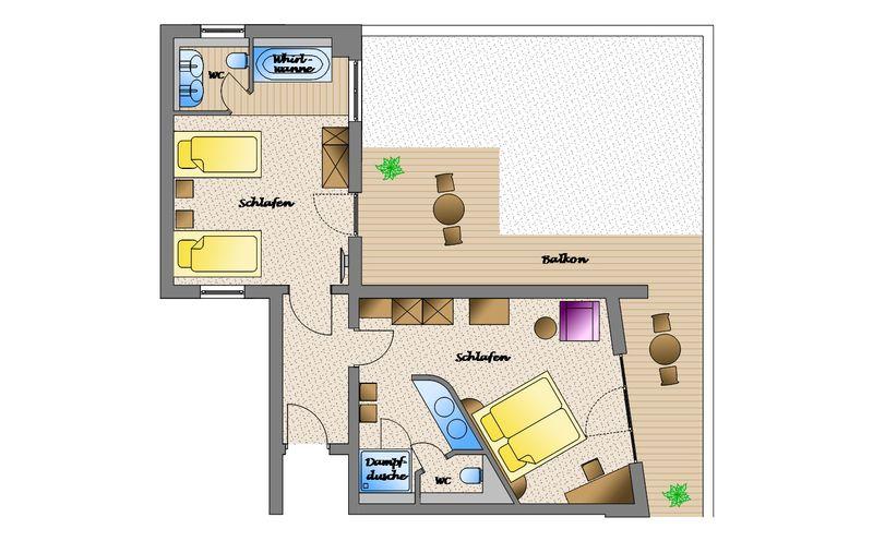 Zum Kurfürsten - MaXX Life Roof Suite