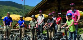 Segway package | 7 nights