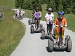 Segway-Paket:All inclusive WohlfühlpensionGaltenberg AS Card1 geführte Segway-Trekking-TourSegway-Diplom
