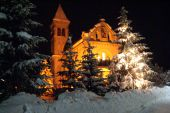 A Romantic Christmas in the Mountains