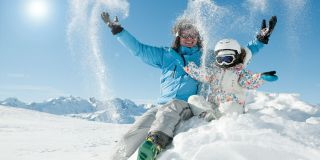 Winter Familien-Skipackage