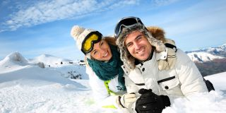 7-day ski package deluxe