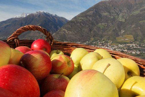 """Vacanza """"settimana delle mele"""" per buongustai"""