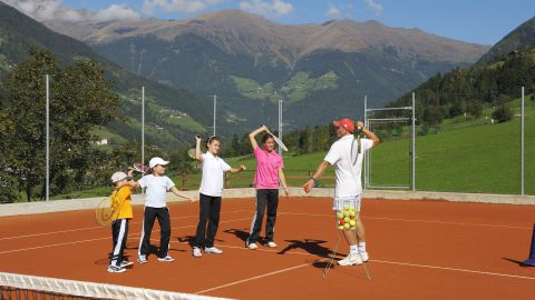Tennis corso intensivo per adulti 6x60