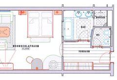 Junior Suite A  Grubig 42m²