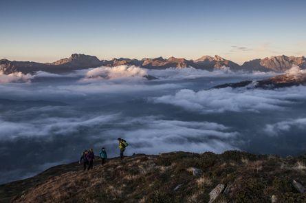 * Besinnungstage mit Bergwandern   7 Tage