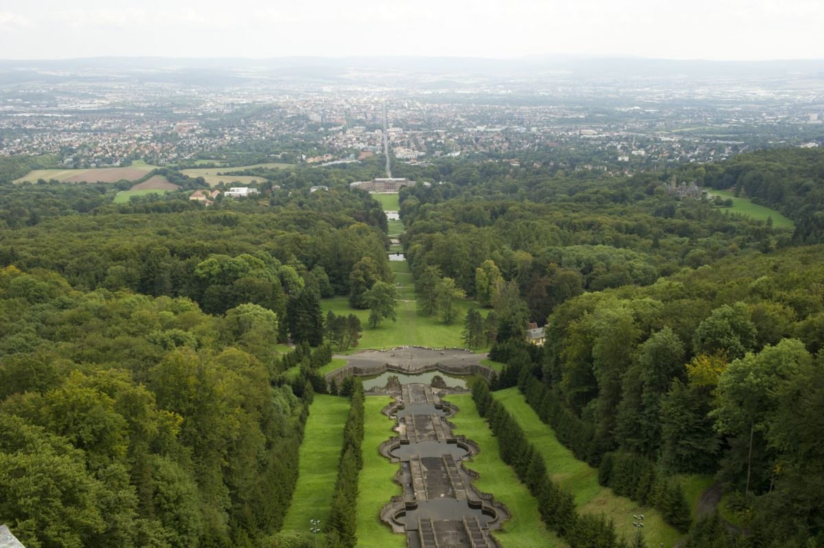 documenta14 und UNESCO WELTNATUR & KULTURERBE Region