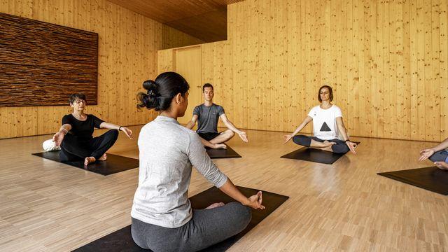 Intensiv Yoga-Woche