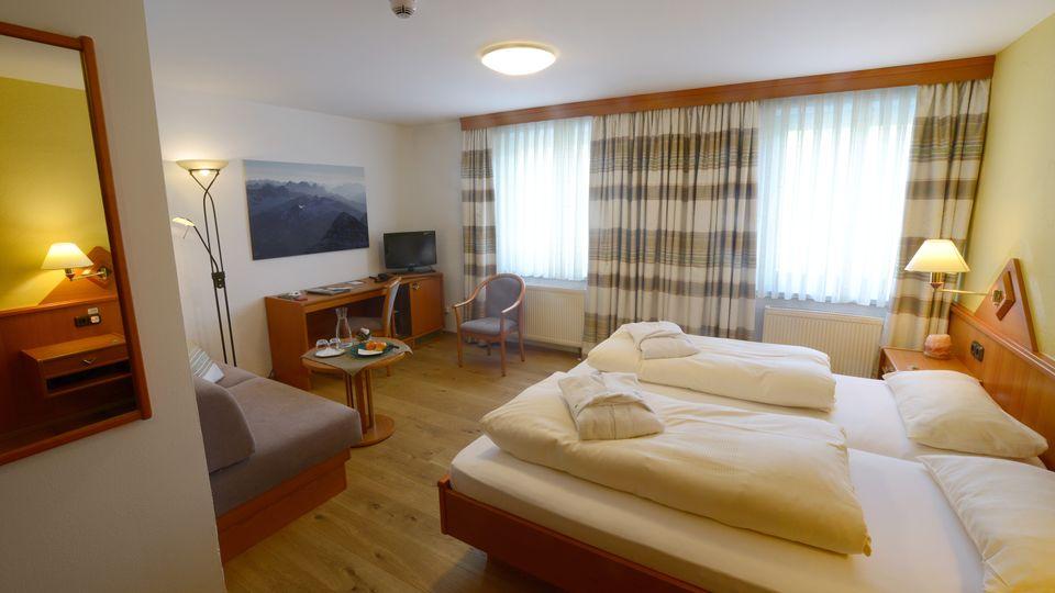 Doppelzimmer BASIS Almwiese