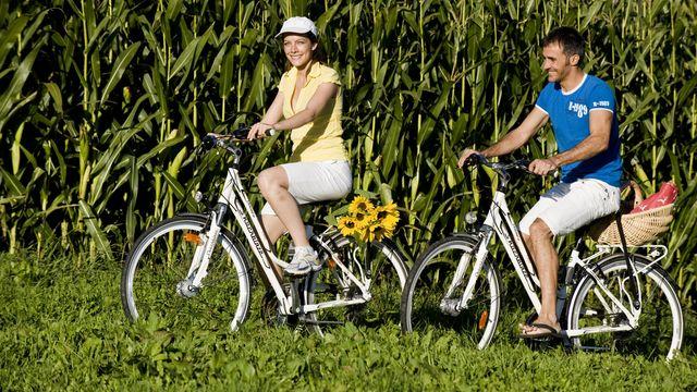 Bike time @ BIO Vitalhotel