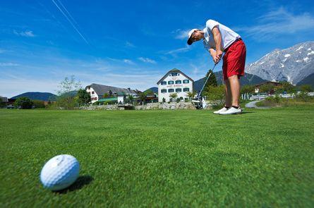 """Golf Hit-Intensivwoche """"ÖGV-Platzreife"""""""