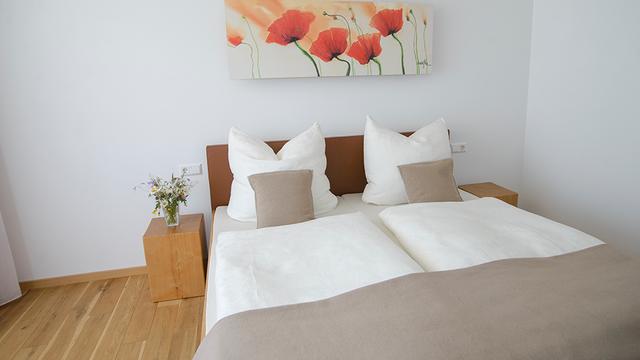 Doppelzimmer Blumenwiese klein