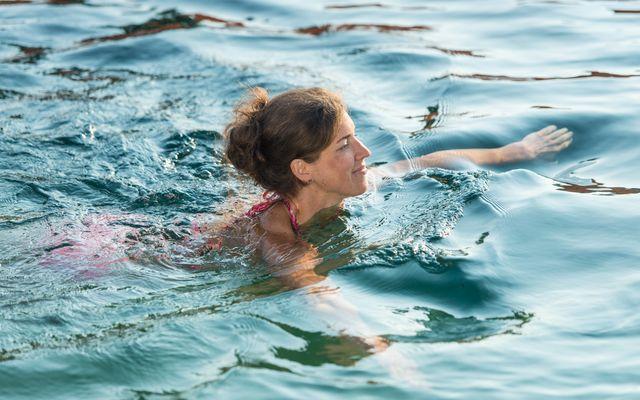 Biohotel Menschels Vitalresort: Natur- Schwimmbad