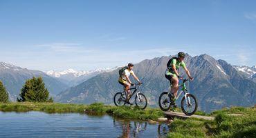 Estate - Settimane della mountainbike per sportivi