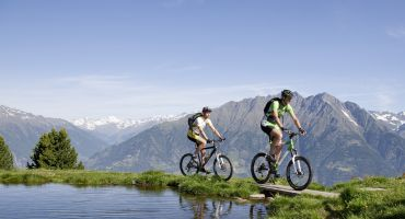 Summer - Mountain bike weeks