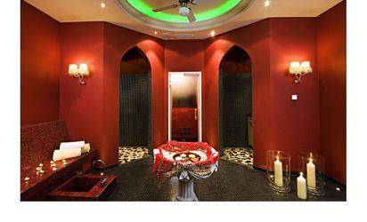 Bagno orientale Serail nella suite Spa Privata