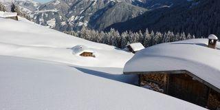 White Weeks in the Ahrntal