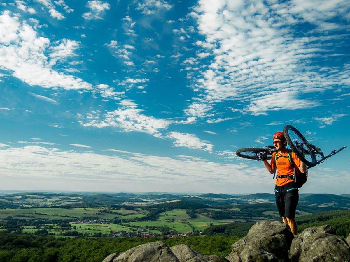 "Mountainbike ""TrailCamp"""