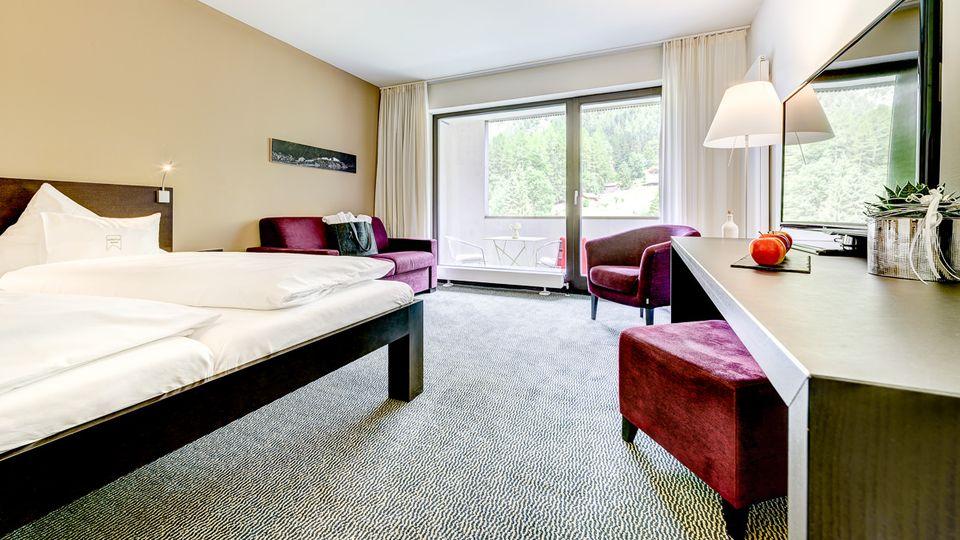 Komfort-Doppelzimmer Alvier