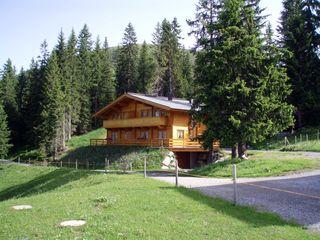 Chalet Brechhorn Landhaus