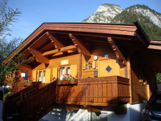 Alpen-Chalets Haus Barbara