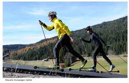 Ski roller package 2 nights   13.05.-27.06.2015
