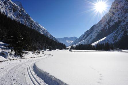 Spuren im Schnee | 4 Nächte