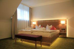 Kuschel-Doppelzimmer NEUER Wohnraum