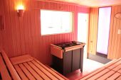 Sauna for 2 persons | package complete