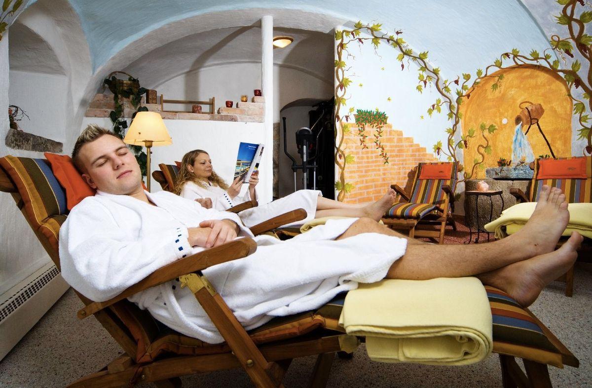 Wellness für Zwei … genießen und relaxen!